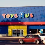 """Toys """"R"""" Us store"""