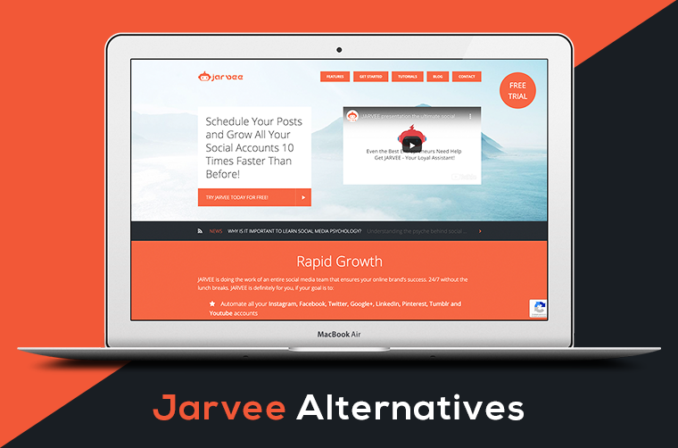 Top 10 Jarvee Alternatives For 2021 Influencive