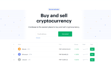 Coinbase Alternatives