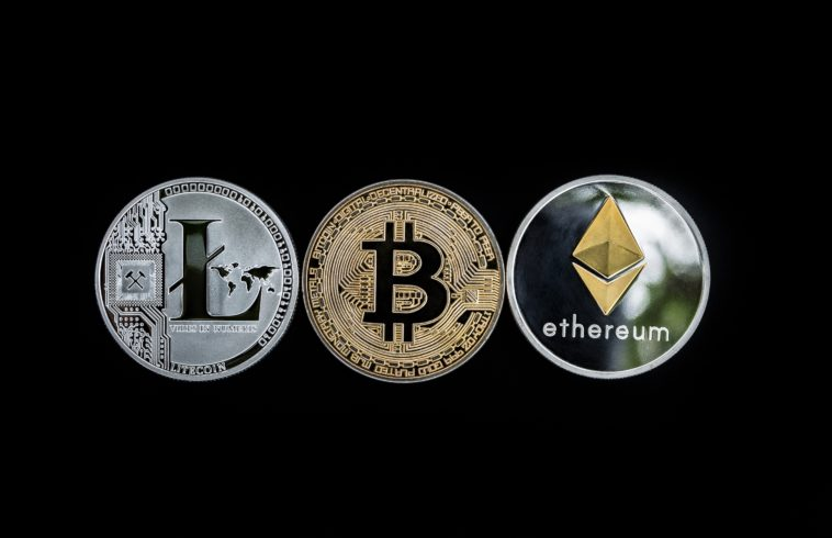 cryptocurrency, concept, altcoins